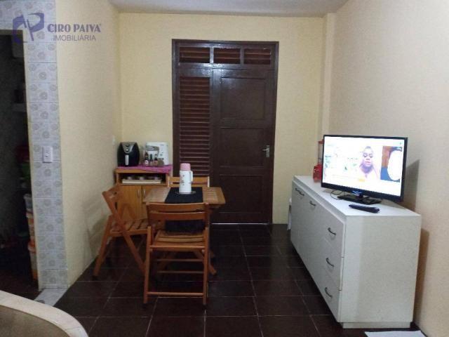 Apartamento com 2 dormitórios à venda, 82 m² por R$ 250.000,00 - Amadeu Furtado - Fortalez - Foto 3