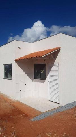 Casa com 2 dormitórios à venda, 49 m² por R$ 135.000,00 - Parque Paiaguás - Várzea Grande/ - Foto 4