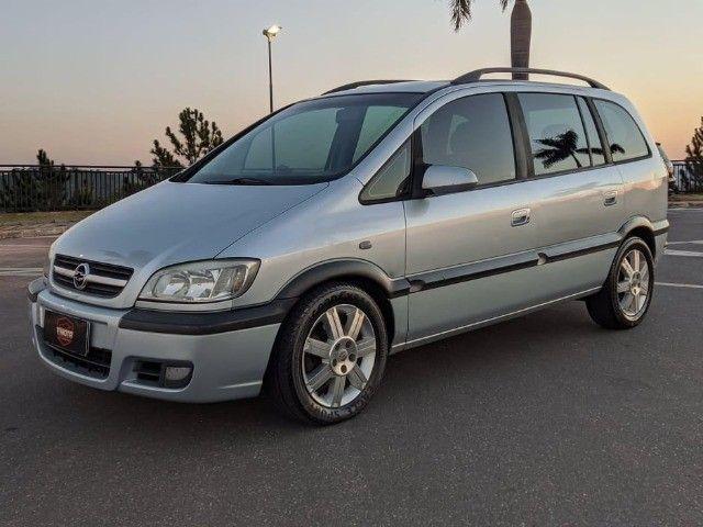 Chevrolet completa 7 lugares elegance Zafira - Foto 2