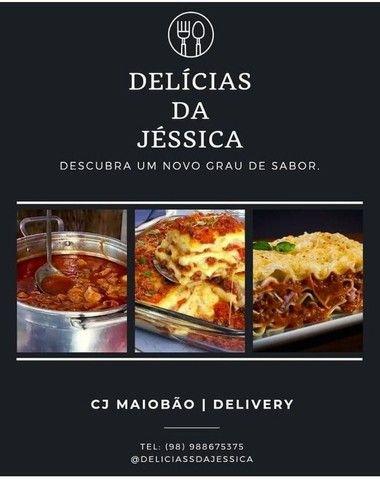 Delícias da Jéssica