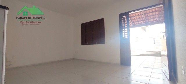 Ampla casa nova com dois quartos pertinho da rádio mar azul em Paracuru - Foto 5
