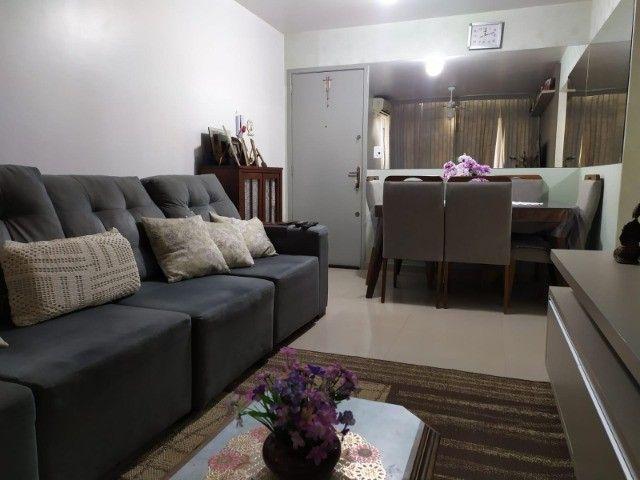 Residencial Bariloche, apto semi mobiliado, com 3 qtos, próximo Muffatão Neva   - Foto 4