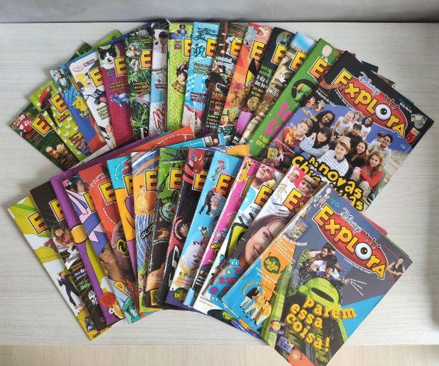 revista explora colecionadores primeiras edições
