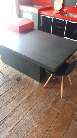 Mesa com bancada em quartzo  - Foto 4