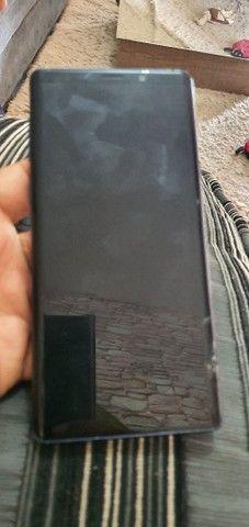 Galaxy Note9 tela trincada  - Foto 4