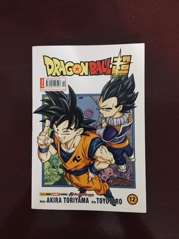 Mangá Dragon Ball Super - Vol. 1, 2 e 12 - Foto 5