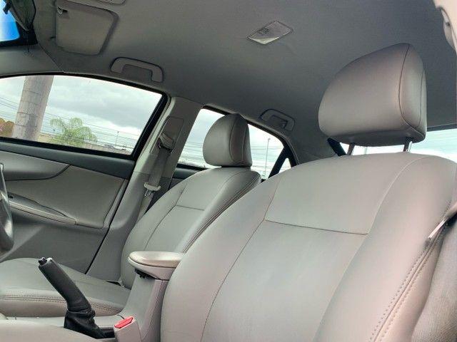 Toyota - Corolla XEI 2011 Blindado - Foto 9