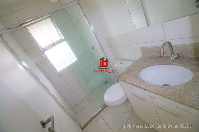 Liverpool, 69m², 2 quartos com suíte, 1º andar, Aceita FGTS na Entrada, Ponta Negra - Foto 14