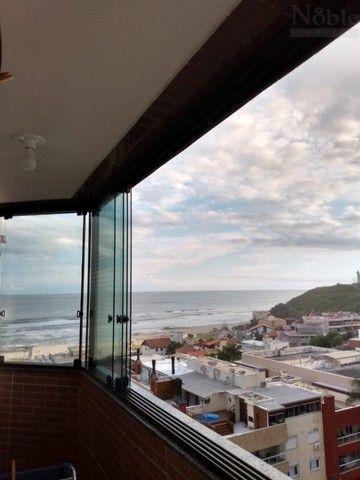 Vista eterna pro mar / 50m da praia - Apartamento 1 dormitório na Prainha em Torres / RS - Foto 3