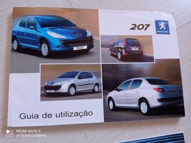 Manual do Peugeot 207 todos os modelos - Foto 3