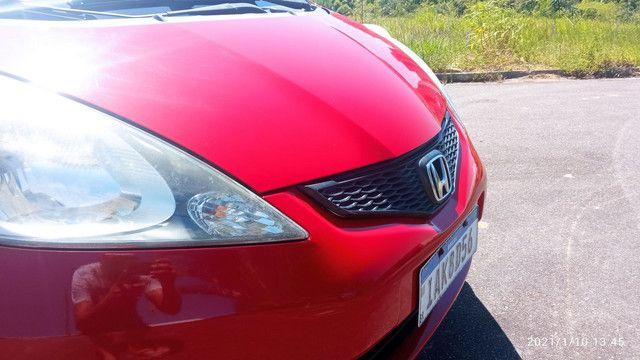 Honda Fit LX 2010 1.4  - Foto 9