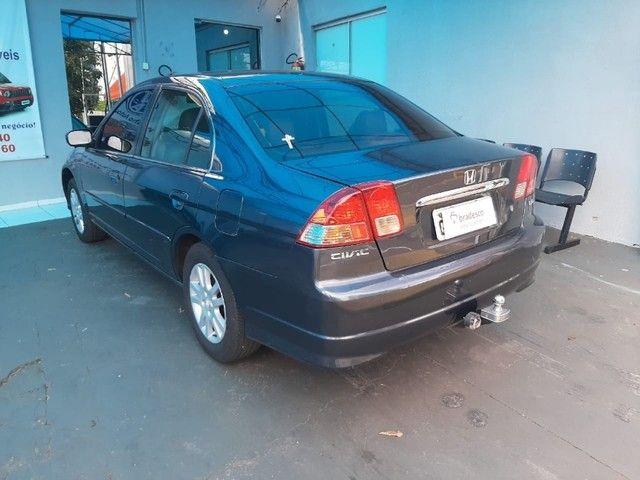 Honda Civic LXL 1.7 4P - Foto 4