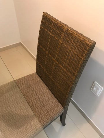 Conjunto de mesa e cadeiras  - Foto 6