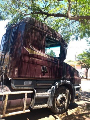 Cabine Scania 124