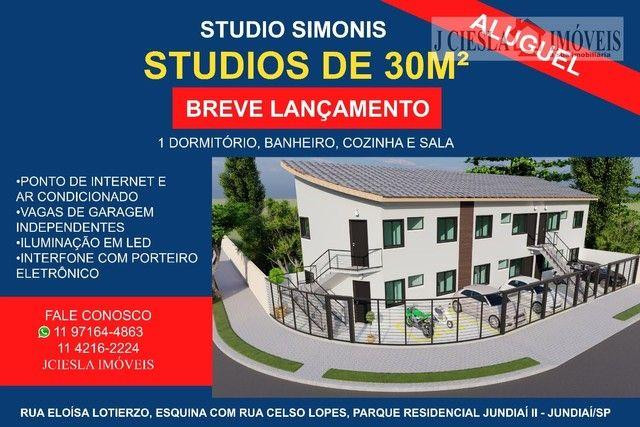 Apartamento Kitchenette/Studio em Parque Residencial Jundiaí II - Jundiaí