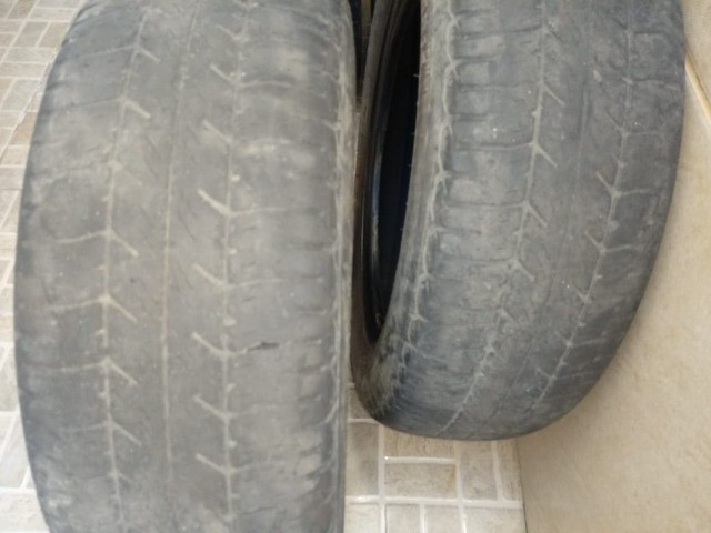 """4 pneus 14"""" - Barbada"""