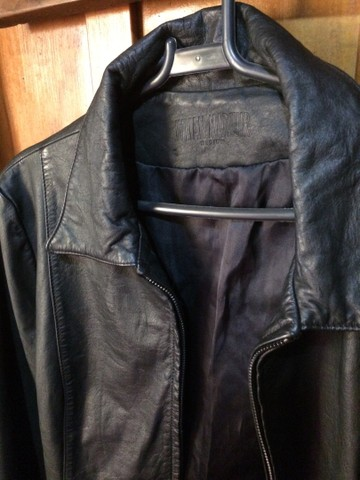 Jaqueta de couro feminina  - Foto 5