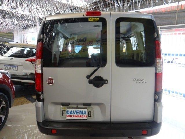 Fiat Doblò Essence 1.8 16V (Flex) 2014 - Foto 3