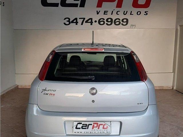 Fiat Punto 2011 1.6 essence 16v flex 4p manual - Foto 11