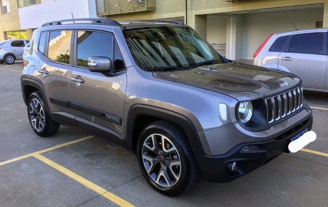 Jeep Renegade 2019 Longitude 1.8 flex