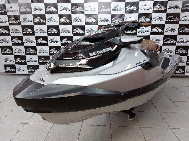 Jet Ski Sea Doo GTX Limited 2018 com áudio - Seminovo - Foto 2