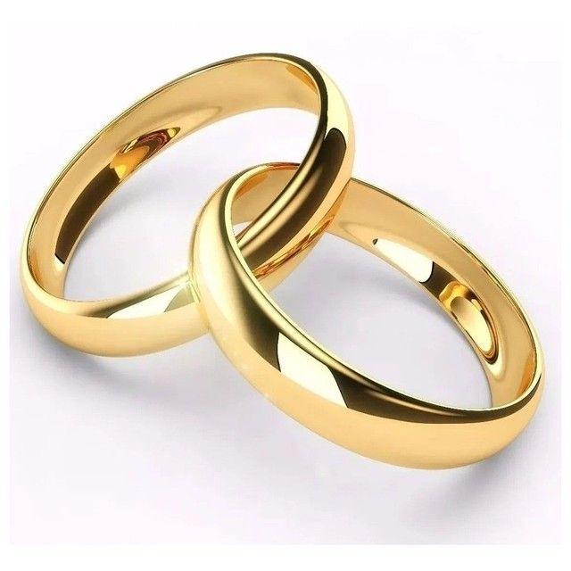 Alianças para Namoro/Noivado/Casamento - Foto 4