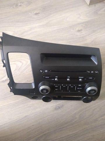 Rádio Honda Civic 2008