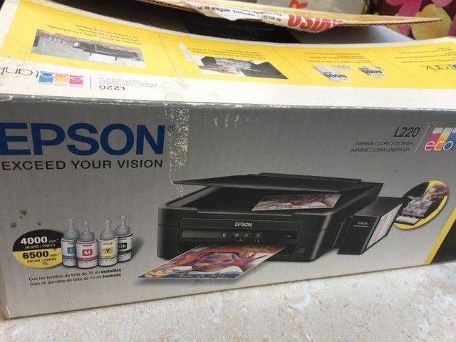 Máquina de estampa e impressora  - Foto 6