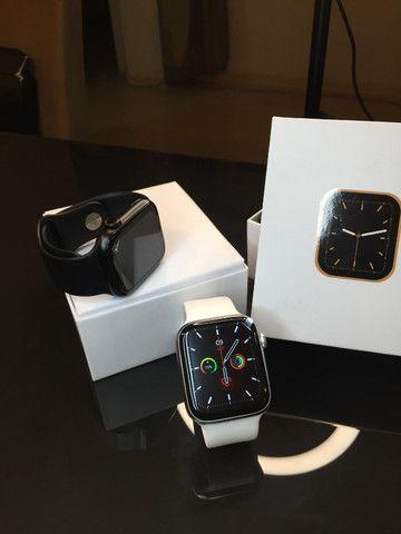Smartwatch Iwo 12 Lite W26 Pro Relógio Inteligente - Foto 4