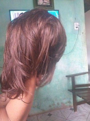 Vendo Lince Cabelo Humano Feminino  - Foto 5