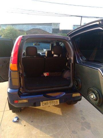 Vendo jeep Daihatsu 4x4 1.3 1998 - Foto 3