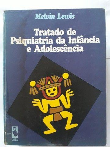 Tratado de Psiquiatria da infância e adolescência