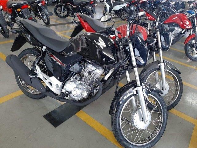 Moto Honda Start 160 Entrada: 1.335 Financiada!!! - Foto 9