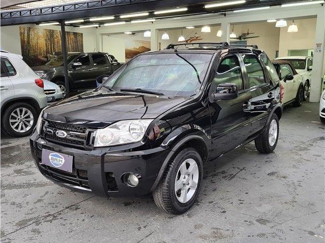 Ford Ecosport 2008 2.0 xlt 16v gasolina 4p automático