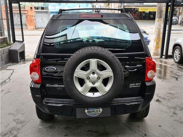 Ford Ecosport 2008 2.0 xlt 16v gasolina 4p automático - Foto 5