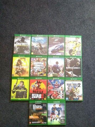 Jogos semi-novos Xbox one - Foto 2