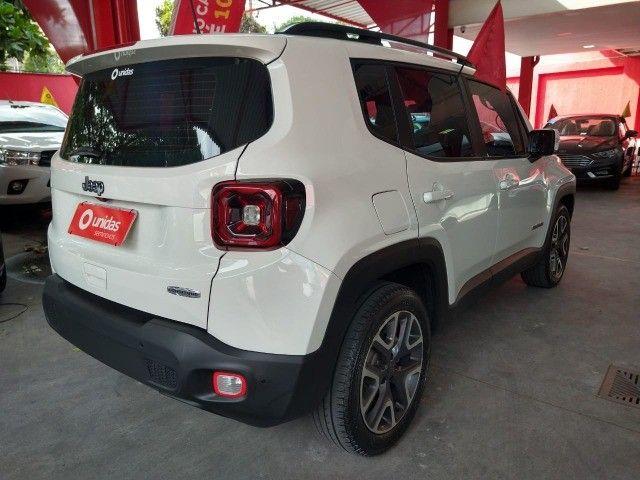 Jeep Renegade 2020 Longitude 1.8 flex 4X2 - 47mil km, tá muito novo!!! - Foto 4