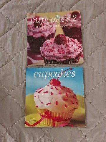 Livro de receitas - Cupcakes