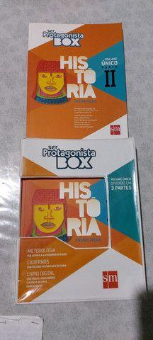 Livros da editora Sm  Box vol. único para ensino médio   - Foto 4
