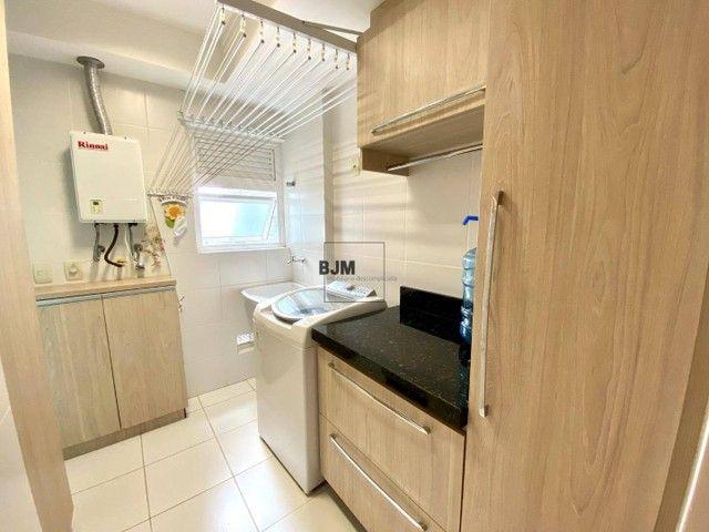 Apartamento com 3 dormitórios à venda, 124 m² por R$ 830.000,00 - América - Joinville/SC - Foto 18