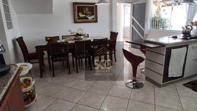 Casa 4 dormitórios, piscina e sala comercial anexa à venda em Coqueiros - Florianópolis/SC - Foto 10