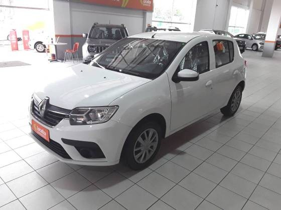 SANDERO 2019/2020 1.0 12V SCE FLEX ZEN MANUAL - Foto 4