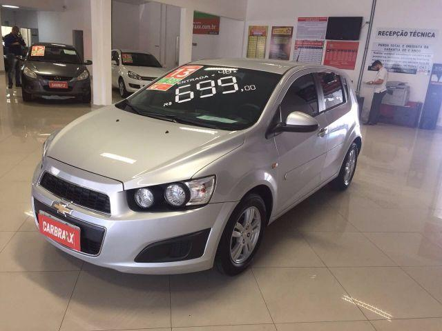 Gm - Chevrolet Sonic LT 1.6 Automatico
