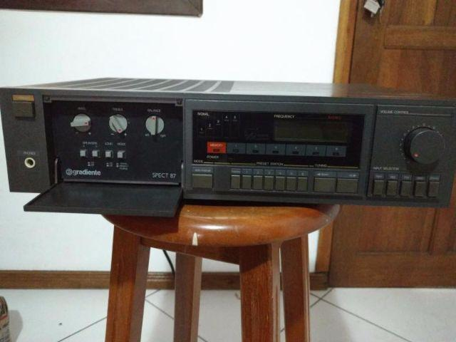 Receiver Spect 87