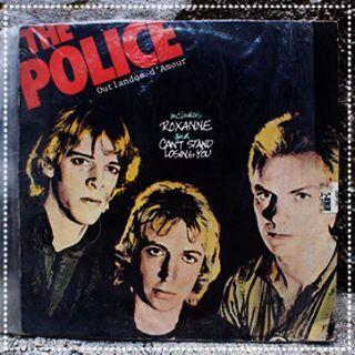 Disco de vinil The Police - Outlandos d'Amour