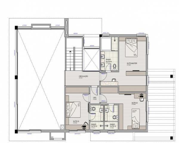Casa de condomínio à venda com 3 dormitórios em Belém novo, Porto alegre cod:C1037 - Foto 11