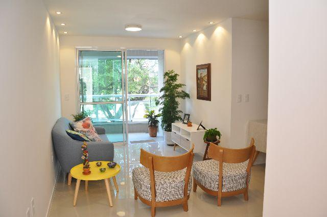 Apartamento 3 quartos sendo 2 suítes Lagoa Nova