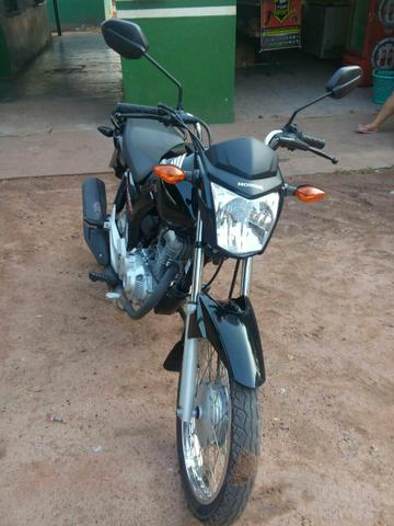 Vendo moto fam start 160 ano 2017