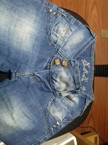 Calca jeans 38