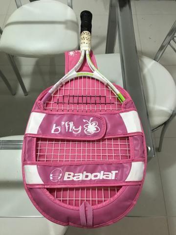 Raquete de tênis, infantil feminina